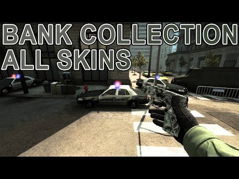 CS:GO | Bank Collection - All Skins + Prices 2018