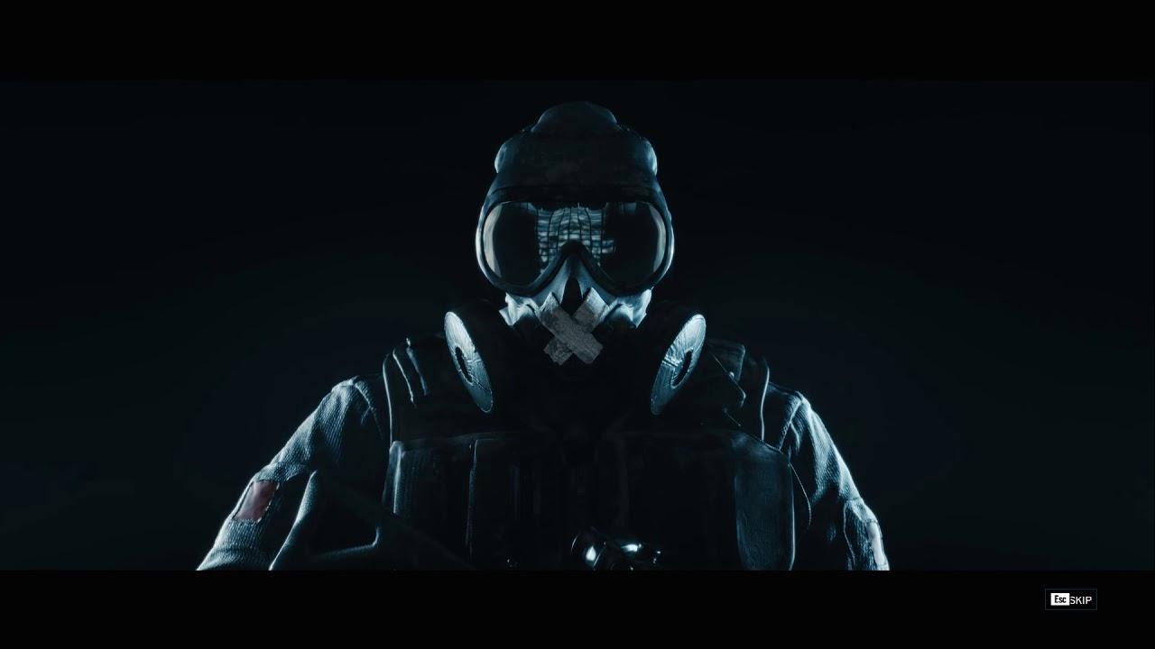 Mute Operator S Video Tom Clancy S Rainbow Six Siege 1080p Hd
