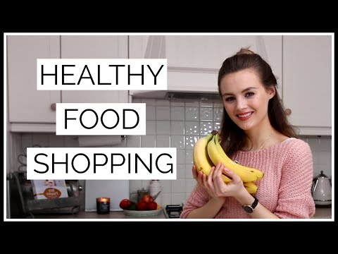 Come Healthy Food Shopping With Me | Niomi Smart