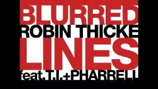 Robin Thicke   Blurred Lines UNRATED VERSION