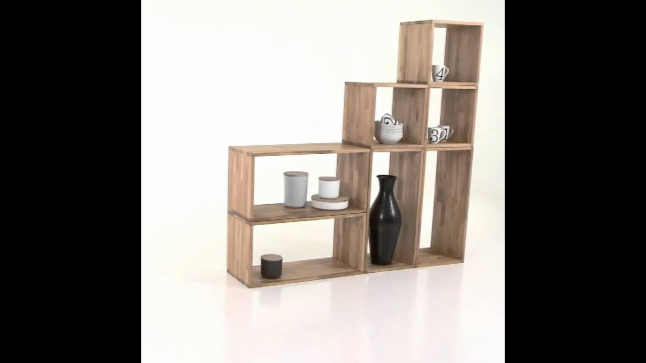 Meubles am pm cube de rangement ch ne box 2 mod les am for Table basse scandinave ampm
