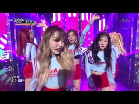 뮤직뱅크 Music Bank - 빨간 맛 - 레드벨벳 (Red Flavor - Red Velvet).20170721