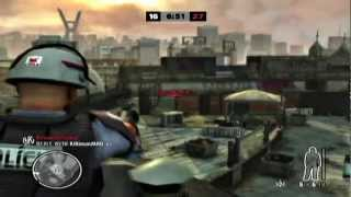 Max Payne 3 Local Justice gameplay (team deathmatch)