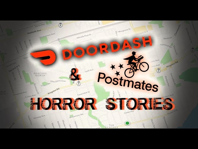 3 True Disturbing Postmates/DoorDash Stories