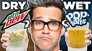 Download Wet Dry Food vs. Dry Wet Food Taste Test Mp3 and Videos