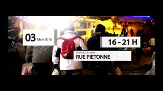 Alpe d'Huez - AVENUE DES JEUX - Rue Piétonne