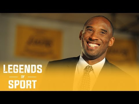 Kobe Bryant On His Crazy Final Game | Legends of Sport