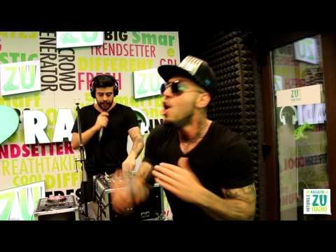 Alex Velea - E marfa tare (Live la Radio ZU)