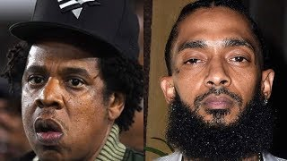Jay-Z Just SHOCKED The World With This Message About Nipsey Hussle!!