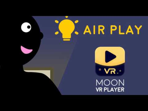 Moon VR Player - The Best VR Player / Stream VR videos from PC