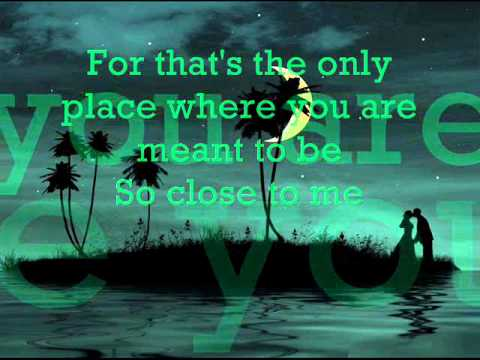 SO CLOSE TO ME by JULIO IGLESIAS with lyrics