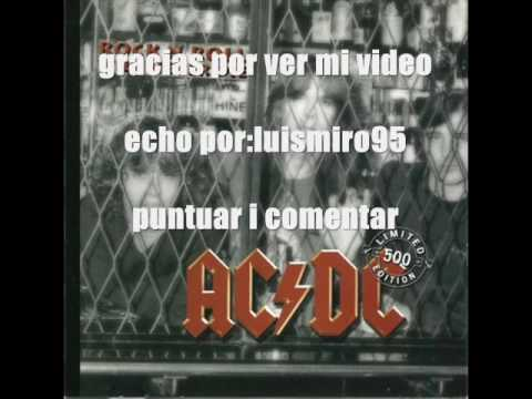 ACDC I Love Rock and Roll