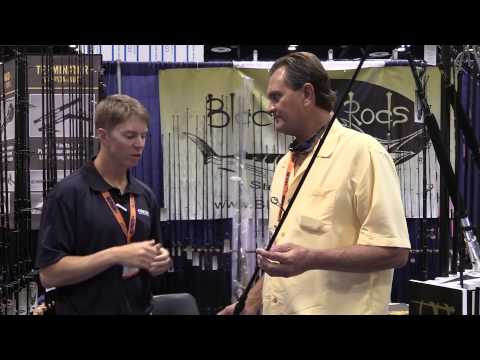 Blackfin Inshore Rods At ICAST 2014