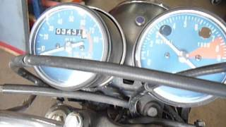 1974 Honda MT125 Elsinore (#116) Running Video