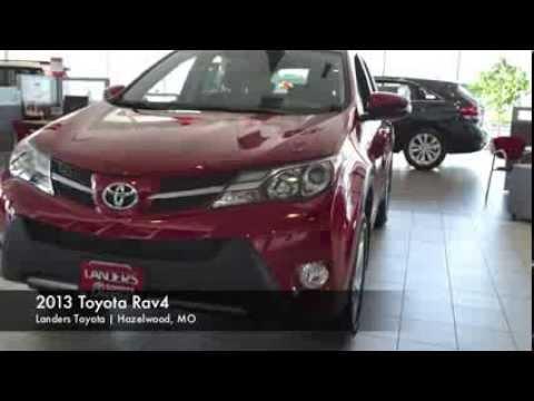 Great 2013 Toyota Rav4 | Landers Toyota In St. Louis, MO