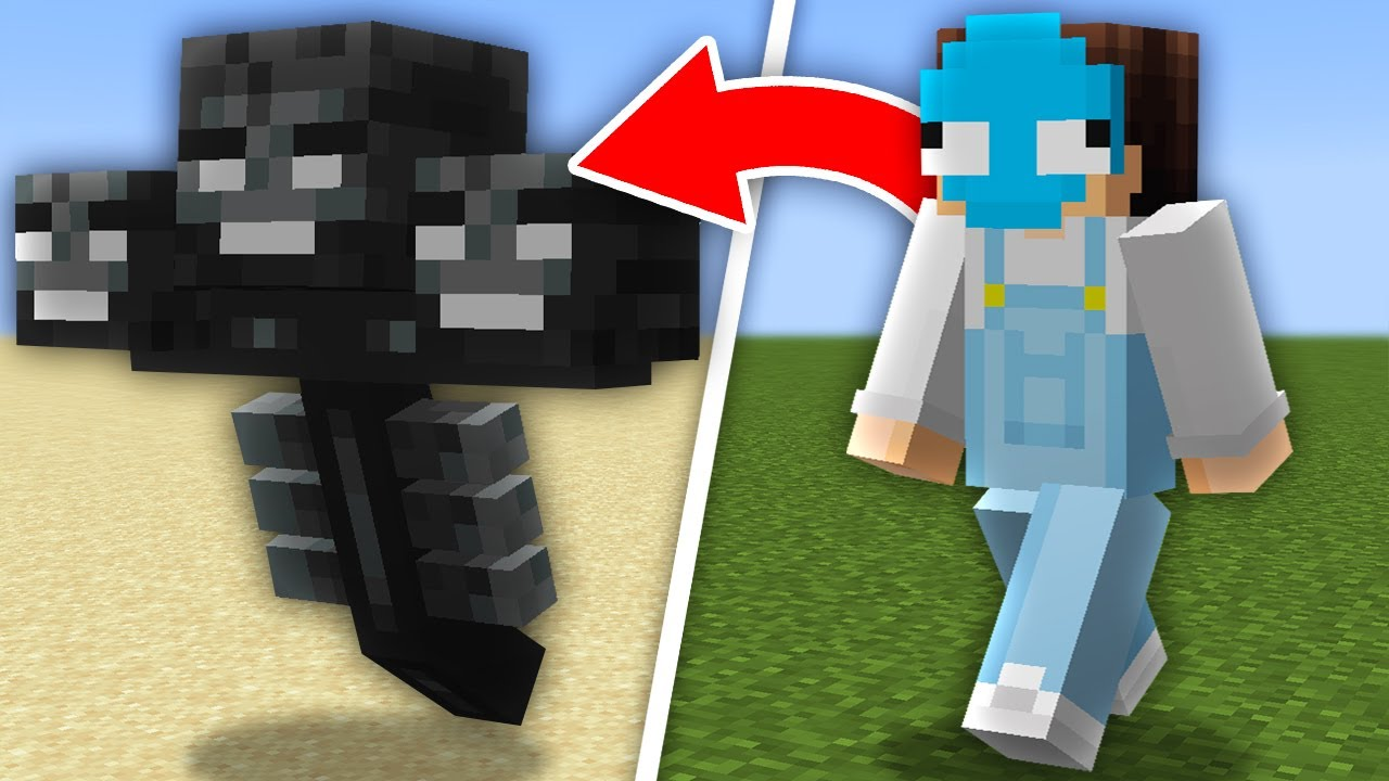 Download Minecraft, But You Shapeshift Every Minute...