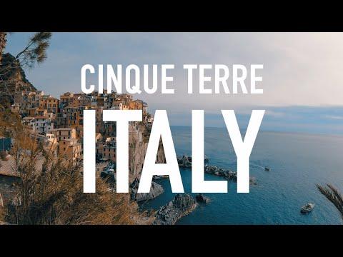 Explore CINQUE TERRE Italy