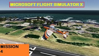 Microsoft Flight Simulator X Pro Edition - Mission 4