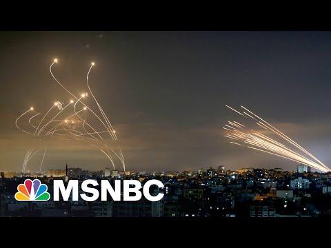 Growing Humanitarian Crisis In Gaza After Airstrikes
