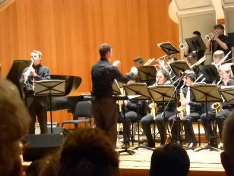 Atherton H.S. Jazz Band UofL Performance