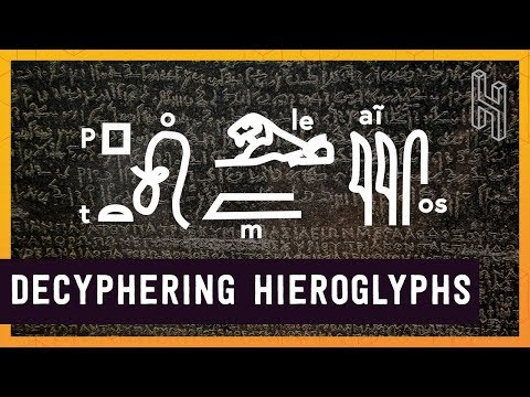 The Not-So-Simple Process Of Deciphering Hieroglyphs