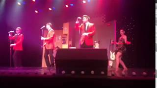 Big Girls Don't Cry by Jersey Boys on Hot Jersey Nights in Reno