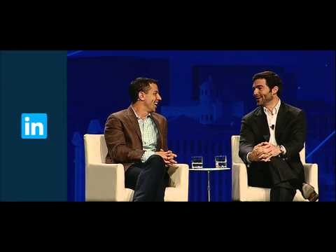 Fireside Chat with LinkedIn's CEO Jeff Weiner | Talent Connect Vegas 2013