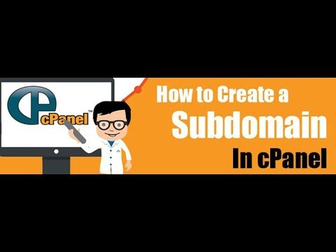 How to make sub domains in cpanel and earn money