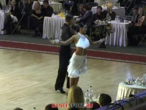Gusev Andrey and Cherevichnaya Elizaveta, Final Solo Samba