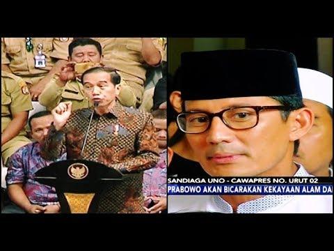 Ribuan Perangkat Desa Temui Jokowi   Sandiaga Bocorkan Pidato Prabowo - iNews Sore 14/01