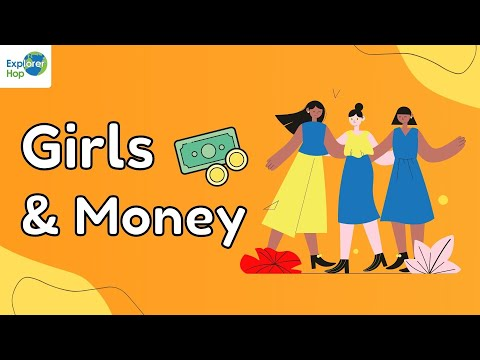 Become A Finance Girl! | Free Mini-Course | Empower Girls with Financial Literacy | Explorer Hop