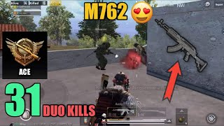 New Weapon Is Overpowered | 31 Kills Duo Vs Squad | PUBG Mobile