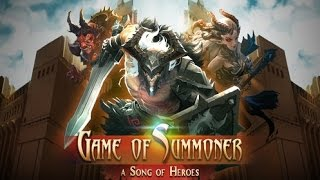 Game of Summoner - Android Gameplay HD