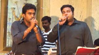 "Subbu CV & Satish - Group Song from movie ""Moondram Pirai"""