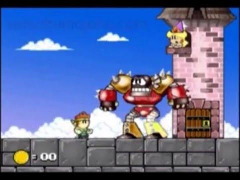 Phim hoạt hình từ game 8 bit cực hài và ý nghĩa :)