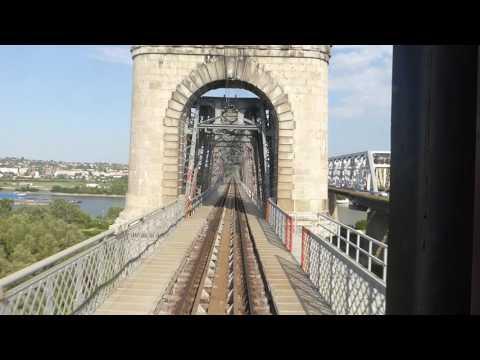 Podul Saligny, filmare