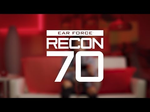Turtle Beach Recon 70 Lineup Video