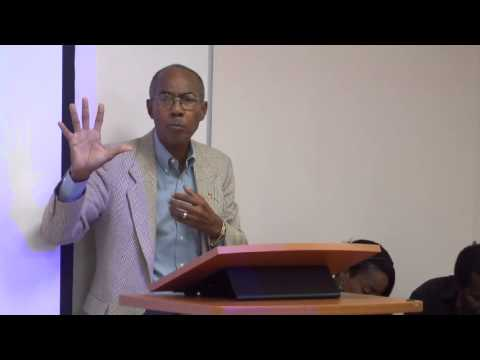 Colin Archer visits The College of The Bahamas