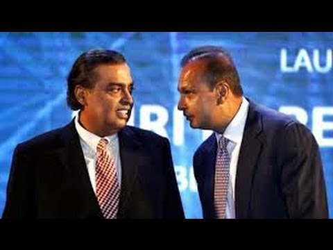 Padma Awards 2016 : Mukesh, Anil Ambani Bond As President Honours Their Father