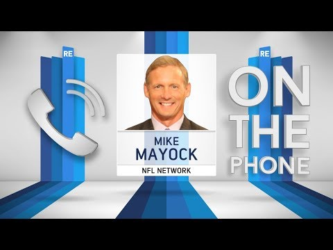 Mike Mayock of NFL Network Talks NFL Draft & More - 2/15/18