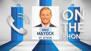 NFL Network's Mike Mayock Talks NFL Draft Rankings & More w/Rich Eisen | Full Interview | 2/15/18