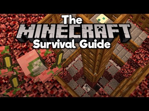 Our First Gold Farm! ▫ The Minecraft Survival Guide (Tutorial Lets Play) [Part 92] thumbnail