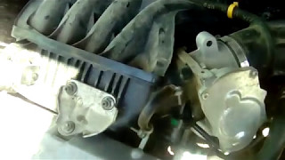 Снятие и промывка форсунок ВАЗ 2114