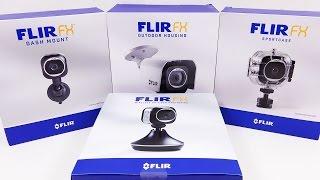 FLIR FX Security/Action/Dash Camera System REVIEW