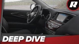 2018 Infiniti QX60: Driver's aids for days thumbnail