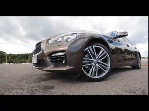 Выбор есть Jaguar XE VS Infiniti Q50