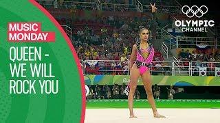 Margarita Mamun We Will Rock You Queen Rio 2016