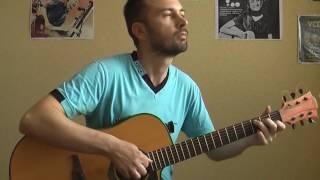 ''Life is Beatiful'' - П.Кашин | соло кавер на гитаре В.Трощинков | уроки гитары Киев и Скайп