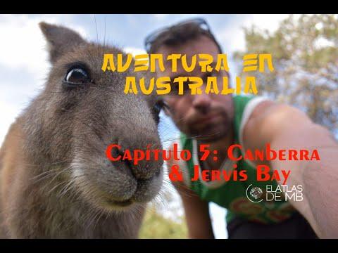 Aventura en AUSTRALIA | Capítulo 5 | CANBERRA & JERVIS BAY
