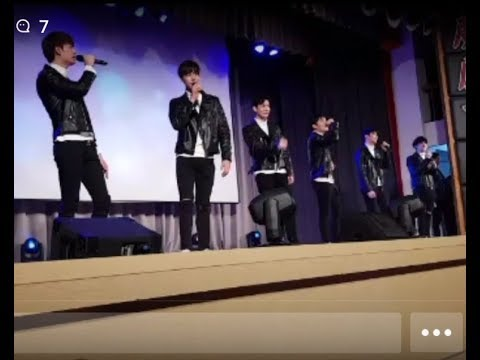 6MoonsAsiaTour Taipei ช่วงท้าย [Credit  Live บ้านWith  Tee]